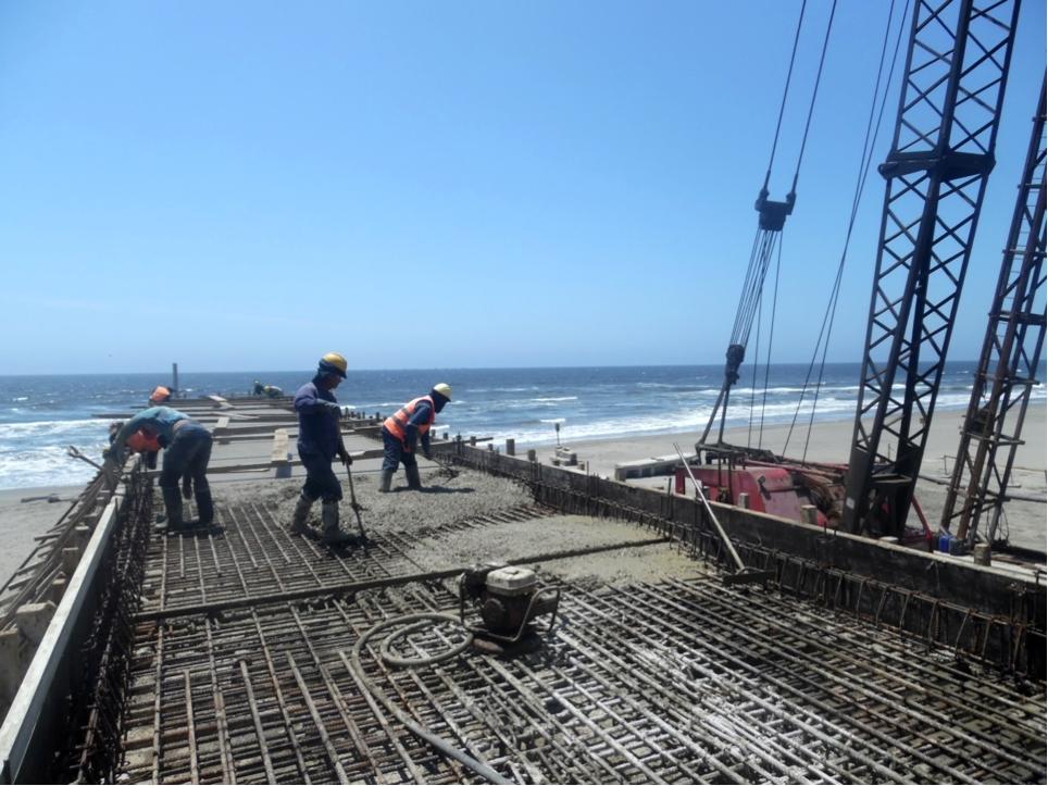 puerto de San Jose - Perú