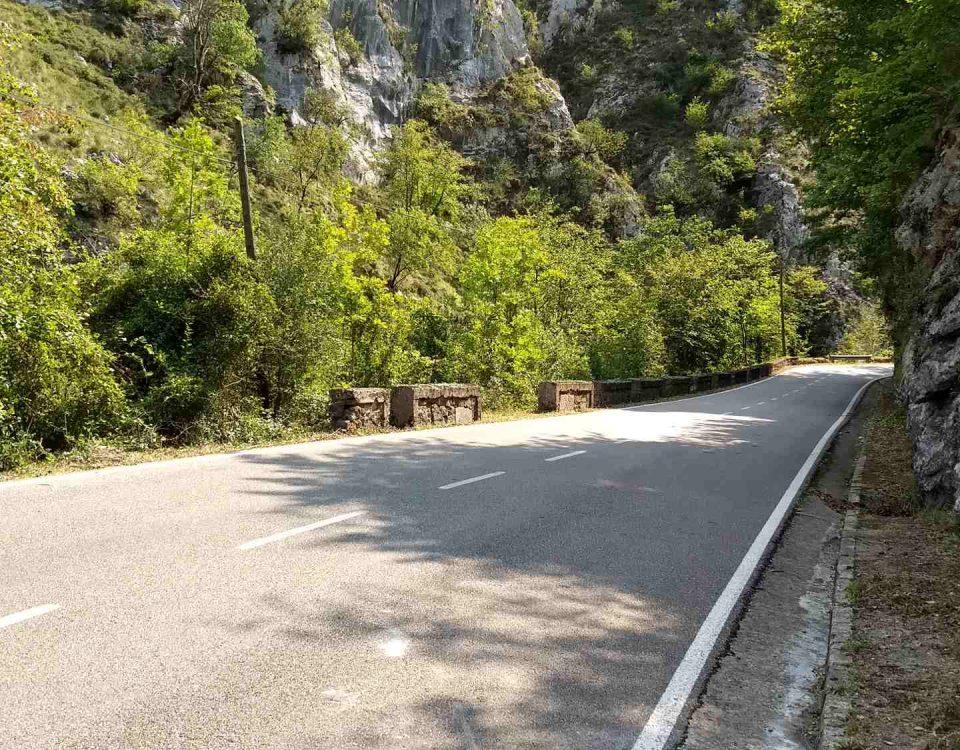 carretera Asturias