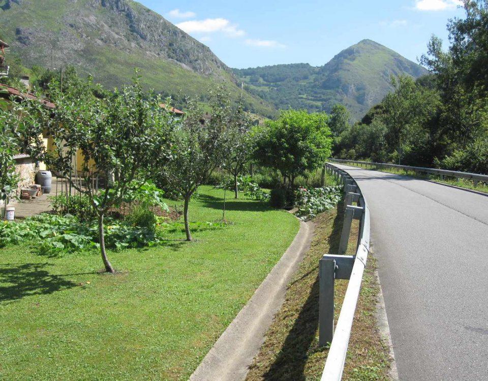 Asturias-obra río Morcín
