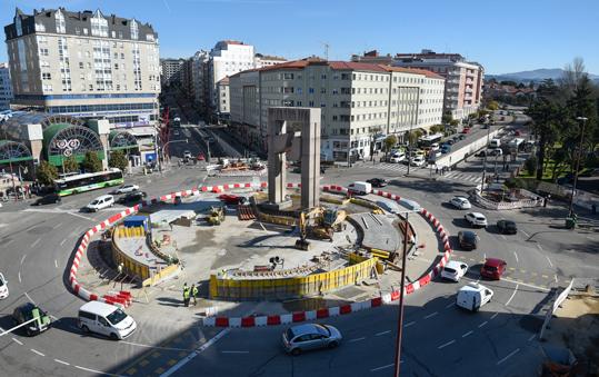 El proyecto da accesibilidad de peatones a un entorno que dispondrá de arbolado, fuentes y zona wifi