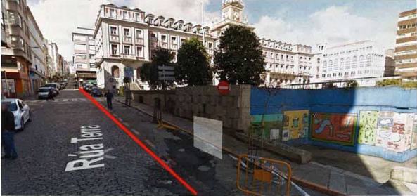 Ferrol antes