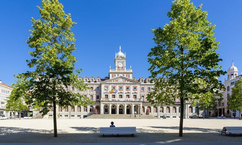 Plaza Armas Ferrol-ficha
