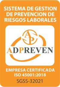ADPREVEN ISO 45001