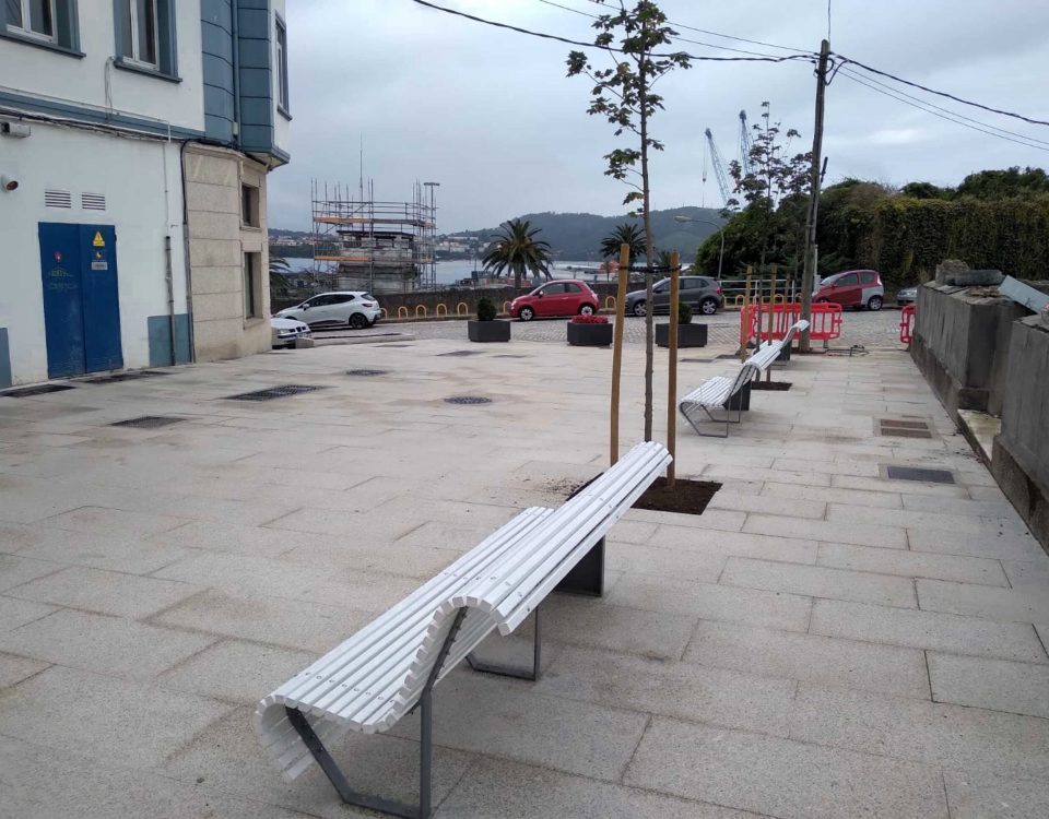 calle Espartero - Ferrol