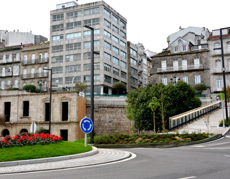 calle Bajada Estacion